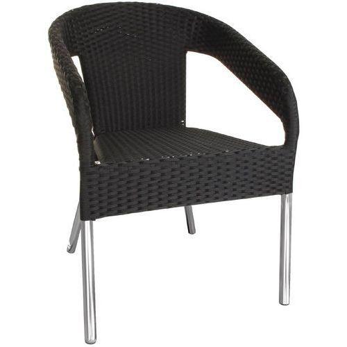 Krzesła sztaplowane | 4 szt. | 55x60x(h)78cm marki Bolero