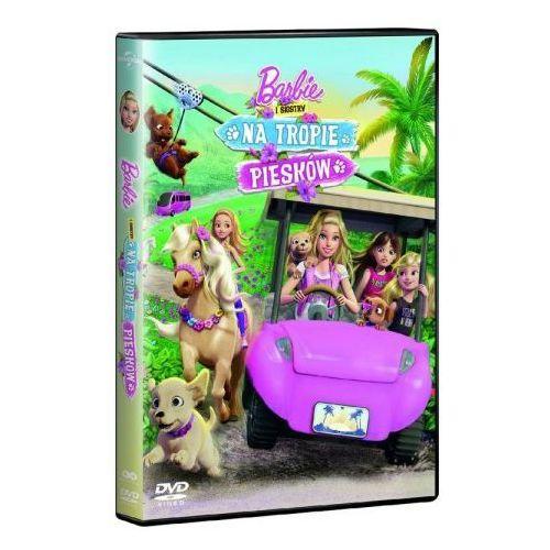 Barbie i siostry na tropie piesków - sprawdź w wybranym sklepie