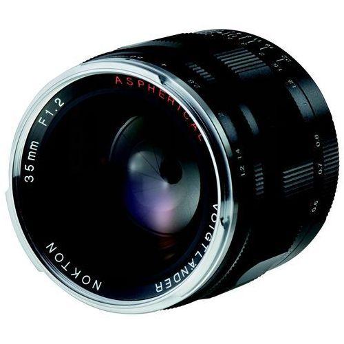 Voigtlander 35mm f/1.2 nokton vm ii (leica m)