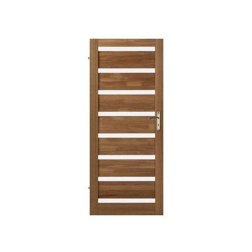 Skrzydło drzwiowe oktawa 80 lewe marki Kornik
