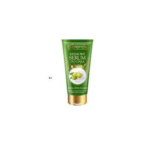 Bielenda Regeneracja (W) kremowe serum do ciała Zielona oliwka i jogurt 200ml