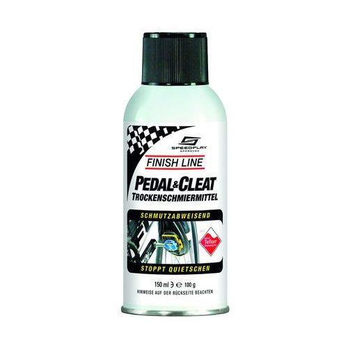 pedal & cleat 150ml 2018 lubrykanty marki Finish line