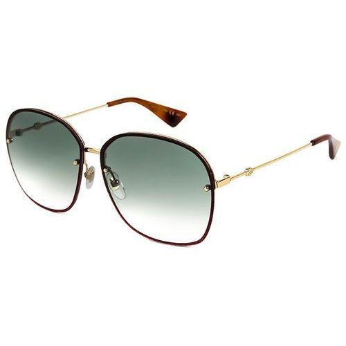 Gucci Okulary słoneczne gg0228s 001