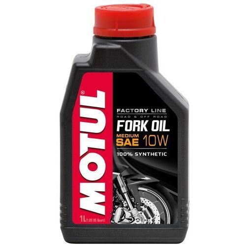 Motul  fork oil factory line medium 10w 1 litr