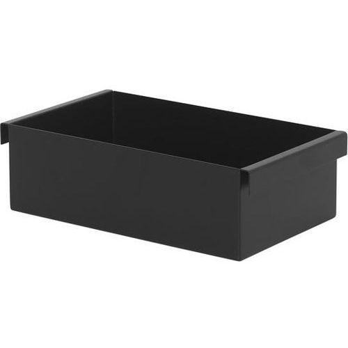 Pojemnik do doniczki Plant Box czarny, 100021101