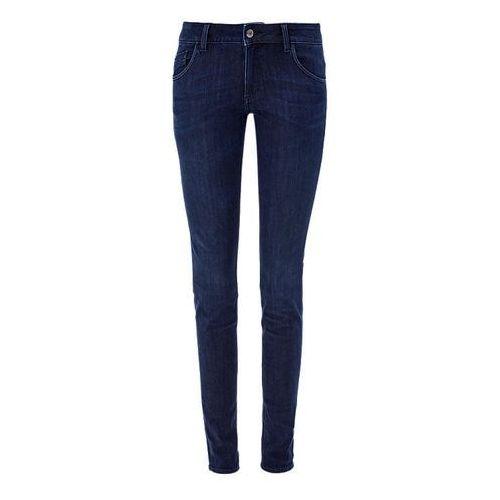 jeansy damskie superskinny 38/30 niebieskie marki S.oliver