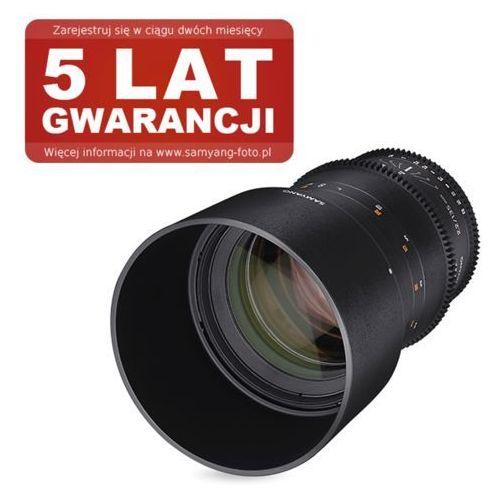 Samyang 135mm t2.2 vdslr / fujifilm x