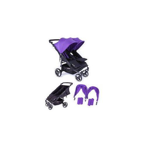 Baby monsters W�zek bli�niaczy easy twin 3.0s + zestaw kolorystyczny (purple)