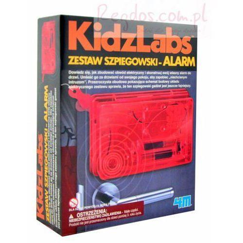 Szpiegowski alarm - 4m