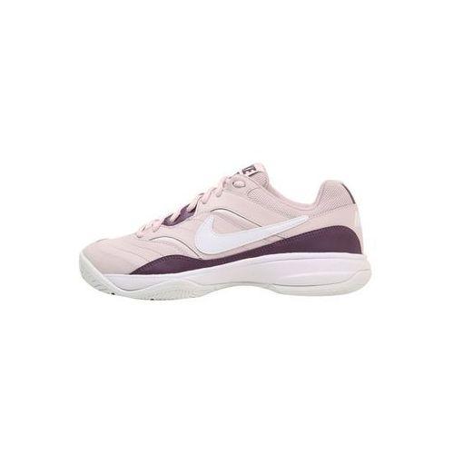Nike Performance COURT LITE Obuwie multicourt barely rose/pro purple/white, 36.5-43