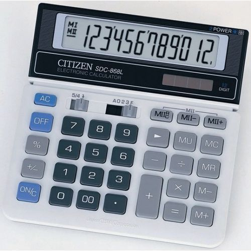 Kalkulator Citizen SDC-868L (kalkulator)