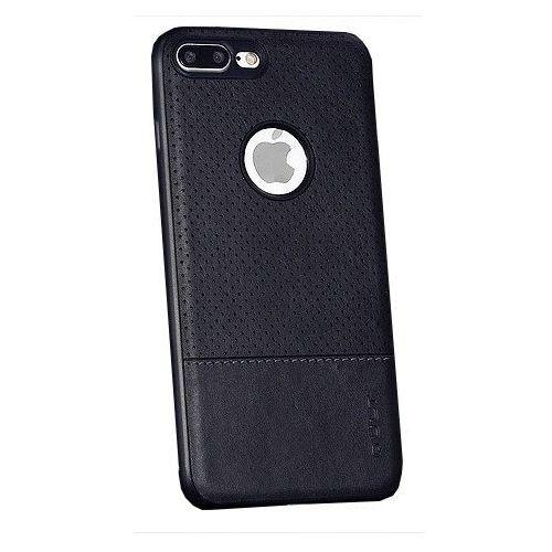 Etui QULT Back Case Drop do iPhone 7/8 Plus Czarny (5901386785015)