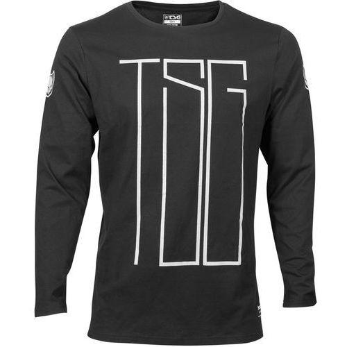 Tsg mj2 t-shirt z długim rękawem mężczyźni, black l 2019 koszulki z długim rękawem