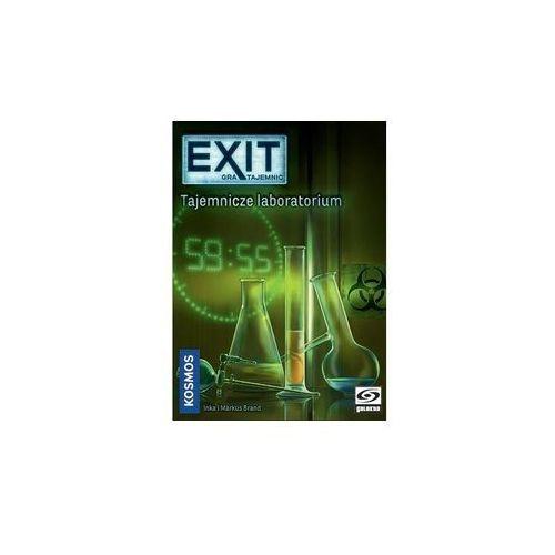 Galakta Exit: tajemnicze laboratorium  - szybka wysyłka (od 49 zł gratis!) / odbiór: łomianki k. warszawy (5902259203889)