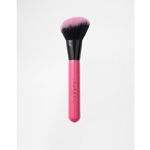 Lottie Tan Time Bronzer Brush - Clear