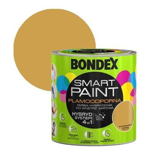Farba hybrydowa Bondex Smart Paint musztarda przed obiadem 2,5 l