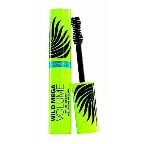 Max Factor Wild Mega Volume Volumising Mascara Waterproof 11ml W Tusz do rzęs Black (4015600628680)