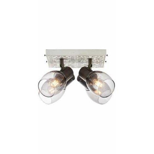 Brilliant Tolosa 87076/75 plafon lampa sufitowa 4x6W E14 dymiona