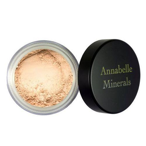 Annabelle minerals - mineralny podkład kryjący - 10 g : rodzaj - beige dark