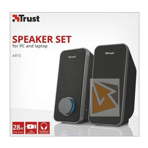 Trust Arys Zestaw głośników 2.0, 1_399546