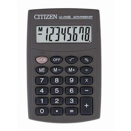 Kalkulator  lc-210 od producenta Citizen