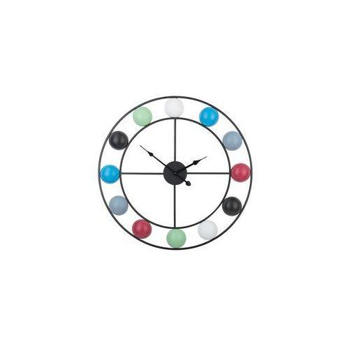 Zegar ścienny kolorowy reiden marki Beliani