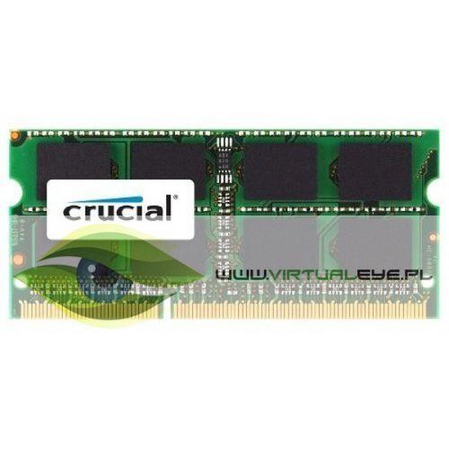 Crucial ddr3 4gb/1600 cl11 sodimm lv 256*8 (0649528754240)