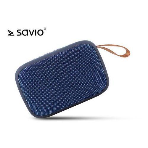 Savio Głośnik mobilny bs-011 niebieski (5901986045403)