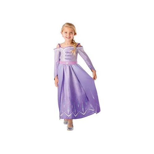 Kostium elsa frozen 2 prolog dla dziewczynki - 9-10 lat marki Rubies