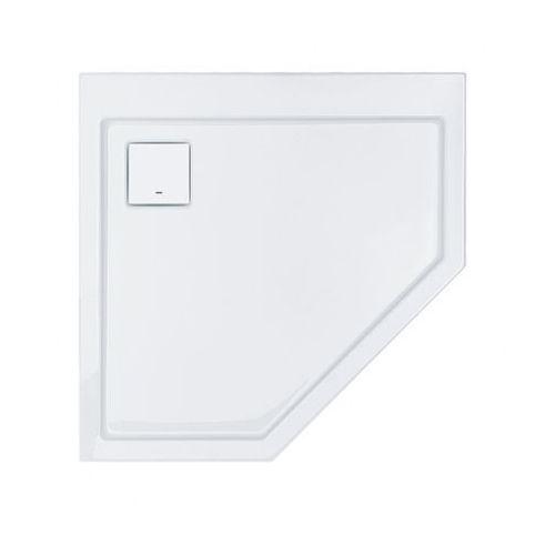 Sanplast brodzik łamany space line bp/space 100x100x3 100x100x3cm