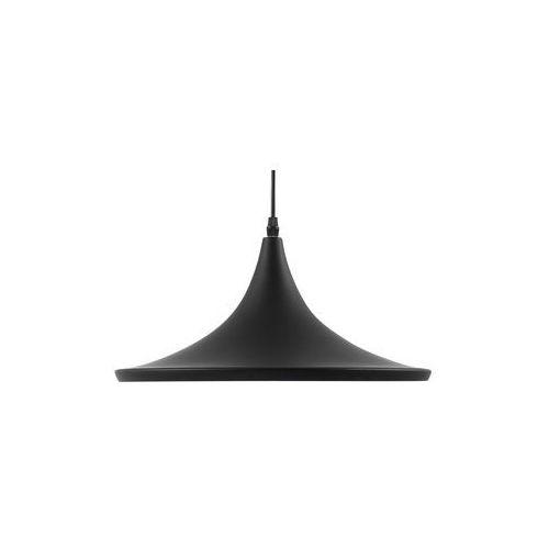 Lampa wisząca czarno-złota YAMUNA (4260586352795)