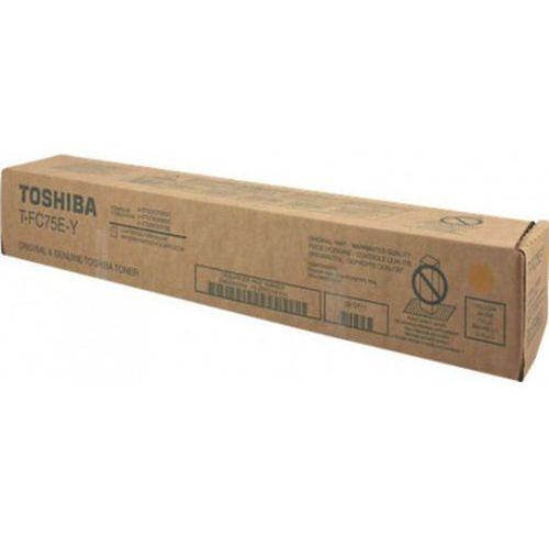 Toshiba Toner t-fc75e-y yellow do kopiarek (oryginalny) [35.4k]