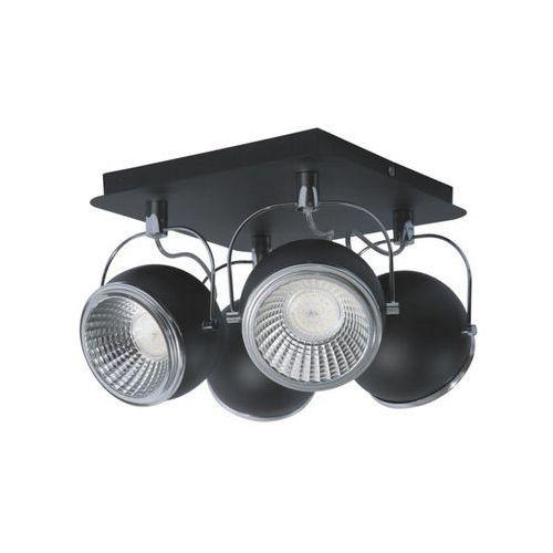 Plafon lampa sufitowa Spot Light Ball 4x5W LED GU10 czarny 5009484, 5009484ЃЃ