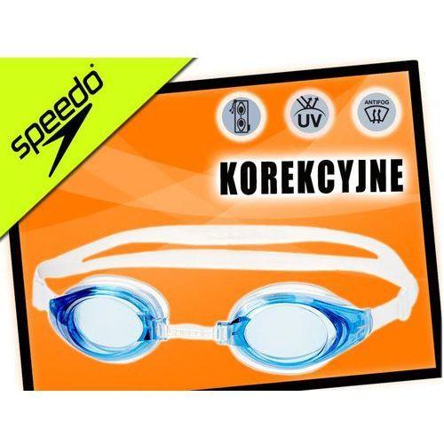 Okulary korekcyjne do pływania mariner marki Speedo