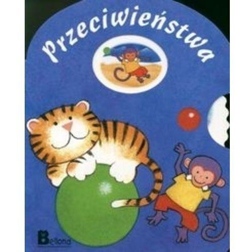 Tygrysek i małpka. Przeciwieństwa + zakładka do książki GRATIS (10 str.)