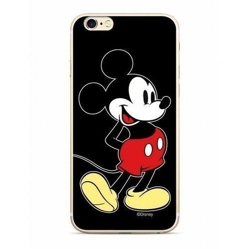 Disney Oryginalne etui z nadrukiem mickey 027 do huawei mate 20 pro czarny (dpcmic18722)