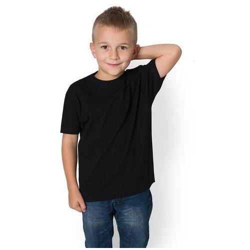 Koszulka dziecięca (bez nadruku, gładka) - jasnoniebieska