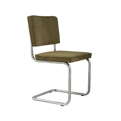 Zuiver Krzesło RIDGE RIB zielone 25A 1006009