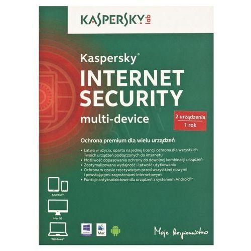 KASPERSKY INTERNET SEC. 2014 PL 2Dt 1Y Box