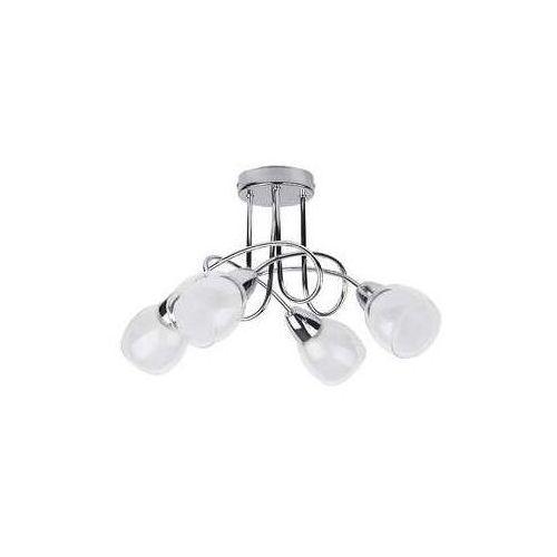 Plafon lampa sufitowa Rabalux Dave 4x40W E14 chrom 6083