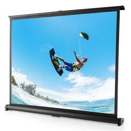 FrontStage TSVS 50 ekran projekcyjny stołowy 4:3 102x76 cm czarna kaseta