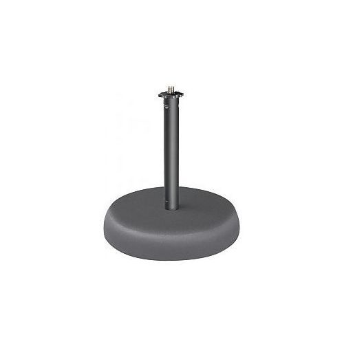 stands s 8 bb - tabletop microphone stand, statyw mikrofonowy od producenta Adam hall