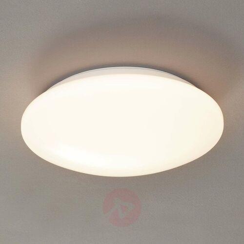 Lampa Sufitowa Reality POLLUX LED Biały, 1-punktowy, Czujnik ruchu - Nowoczesny - Obszar wewnętrzny - POLLUX - Czas dostawy: od 3-6 dni roboczych (4017807425840)
