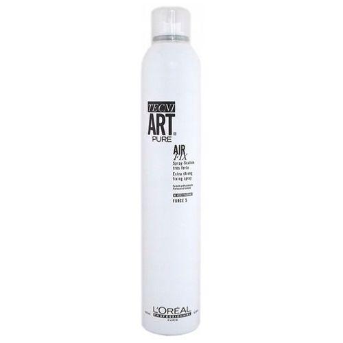 Loreal tecni art air fix pure, super mocny spray do włosów, 400ml