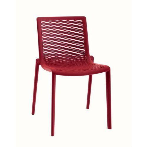 Krzesło Net-Kat - czerwony, 19071