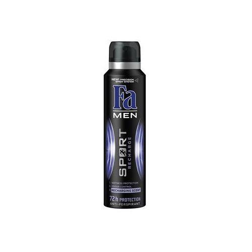 Fa  men sport recharge antyperspirant w sprayu + do każdego zamówienia upominek.