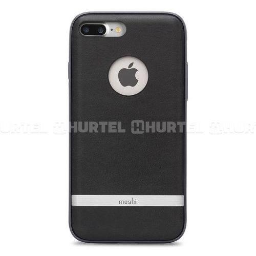 Moshi iglaze napa - etui iphone 7 plus (charcoal black) odbiór osobisty w ponad 40 miastach lub kurier 24h