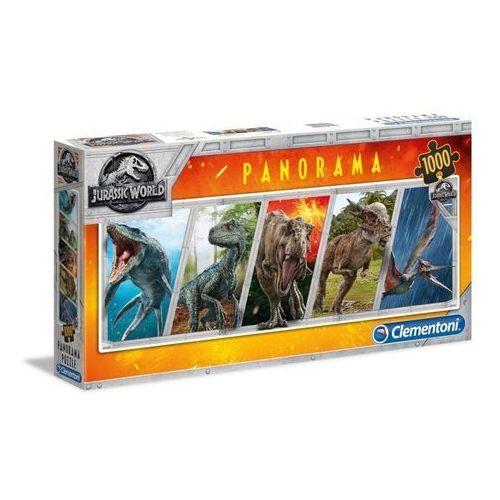 Puzzle 1000 Panorama Jurassic World (8005125394715)