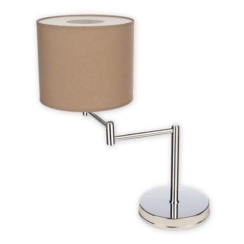 Sella lampka stołowa na przegubie 1 pł. / chrom, Dodaj produkt do koszyka i uzyskaj rabat -10% taniej! (5902082861843)