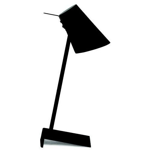 It's About RoMi Lampa stołowa Cardiff czarna 54cmx20x15cm CARDIFF/T/B